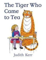 Tiger Who Came to Tea (Paperback)