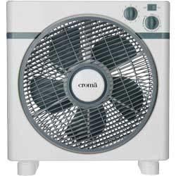 Croma CRF0021 55W Box Fan (White)