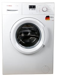 Bosch 6 kg Fully-Automatic Front Loading Washing Machine (WAB16060IN, White)