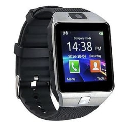 DZ09 Bluetooth Smart Watch with Sim Card Camera Android iOS & Memory Slot