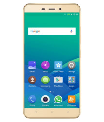 Gionee P7 (16 GB, Gold)