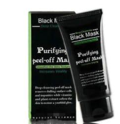 Black Mask Peel off masks Facial Purifying Deep Clean Blackhead Cleaning