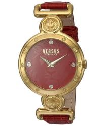 Versus by Versace Analog Red Dial Women s Watch - SOL03 0015