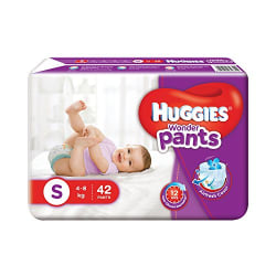 Huggies Wonder Pants Small Diapers (42 Count)