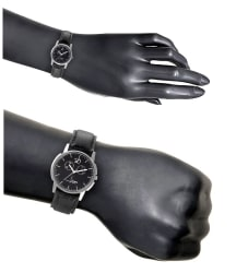 Rico Sordi Deroni Multicolour Analog Couple Watch (RSD1005_ pair watch)