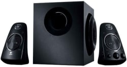 Logitech Z623 2.1 Speaker System with 200 RMS (Black)