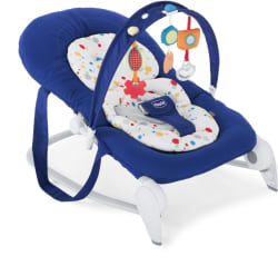 Chicco Hoopla Baby Bouncer Blue (Blue)
