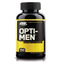 ON Optimum Nutrition Opti-Men Multivitamin 150 tabs