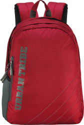 Urban Tribe Capetown 27 L Laptop Backpack (Red)