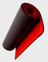 Aerolite Double Colour 24 X 72 Multicolor 8.5 mm Yoga Mat