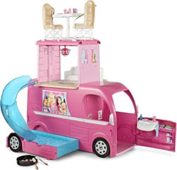 Barbie Popup Camper (Pink)