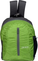 Lapaya-Raama MNBG11GRN 20 L Backpack (Green)
