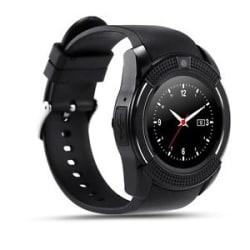 V8 Smart Watch Quad-band Calling Clock Bluetooth Phone Call Notify with camera