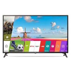 LG 43LJ617T 109cm (43inch) Full HD Smart LED TV (2017 Edition)