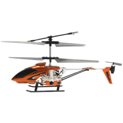 Saffire 4 Channel Remote Controlled Avatar Helicopter, orange