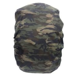Rain Cover for Trekking/School/College/ backpacks with Cover Pouch