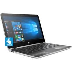 HP x360 13-U131TU Core i3 Windows 10 Laptop Laptop (4GB, 1TB HDD, 33.8 cm, Black)