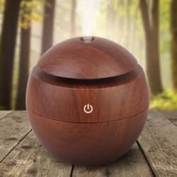 Essential Oil Aroma Diffuser Ultrasonic Humidifier Air Purifier Atomizer #6