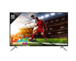 Vu 43D6545 43 Inches Full HD LED TV