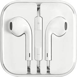 Apple MD827ZM/A EarPods with Remote and Mic (White)