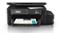 Epson L605 Wi-Fi Duplex All-in-One Ink Tank Printer