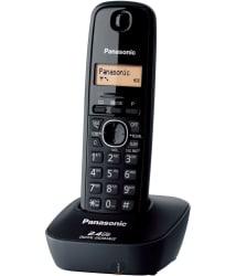 Panasonic KX-TG3411 Cordless Landline Phone, multicolor