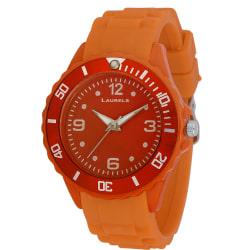 Laurels Ice Series Orange Kids Watch (LO-IC-1111)