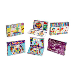 Trendbend Combo Of Mosaic Fun And Spell Master Game Set, multicolor
