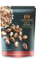 Golden Nut Pistachio 200Gms 1Pc