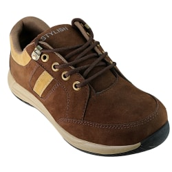 Knightlite Stylish Chief Men Casual Shoes (zxc7), brown, 9