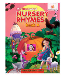 My illustrated Nursery Rhymes Book A Paperback English - 1