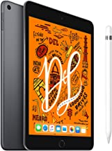 Amazon offers on Mobiles - iPad Mini 7.9 inch Wi-Fi Only 256 GB Space Grey+Apple Pencil (1st Generation)
