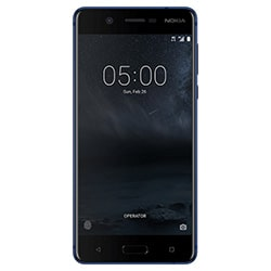 Nokia 5 (Blue, 16GB) Mobile Phone