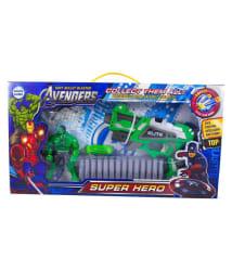 Krasa Avenger Soft Bullet Blaster (Hulk)