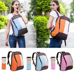 Multifunction Mummy Mother Diaper Nappy Backpack Newborn Baby Changing Bag