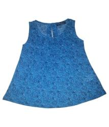 Cool Quotient Blue Cotton Dress