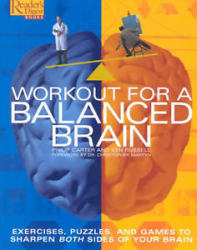 Workout For Balanced Brain -Exercises Puzzles, & Games to Sharpen Brain