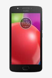 Motorola Moto E4 16 GB (Iron Gray) 2 GB RAM, Dual SIM 4G
