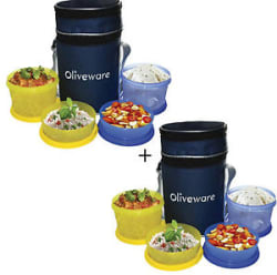 OLIVEWARE LUNCH BOX SALE BUY ONE GET ONE