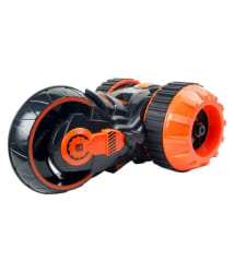 Darling Toys 3 Rounds Stunt, 360° Roll to Walk, Radio Control Hot Speed Racing Stunt Car