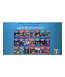 Famous Five Complete Box Set of 21 Titles Paperback (English)