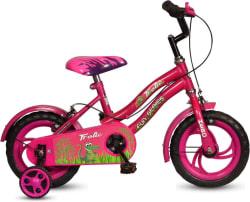 Hero Frolic 12 T Single Speed Recreation Cycle (Pink)