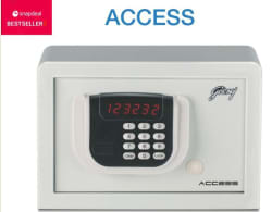Godrej Access Safe (Post Purchase Free Demo,Call - 1800 2099 955)
