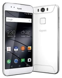 GIGASET ME 4G Duos(GS55-6) 3GB 32GB Snapdragon 810, 1.7GHz - White I UNBOXED