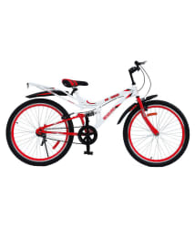 HI-BIRD Singham Ss Dc White 66.04 cm(26) Mountain bike Bicycle
