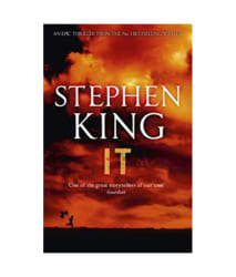 It by Stephen King Paperback (English)