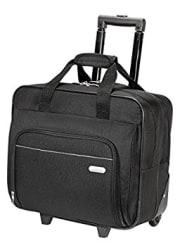Targus TBR003US-72 15.6-inch Rolling Laptop Case (Black)