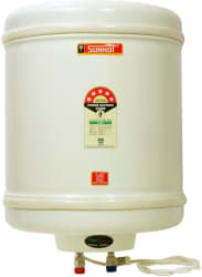 Sunhot 10 Ltr. Water Heater (Metal Body)
