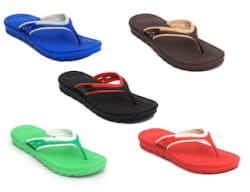 Extra Light Flip Flops - Mix Colors