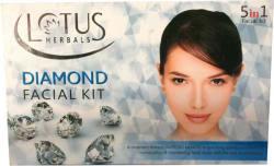 Lotus Radiant Diamond Cellular Radiance Facial Kit (( 37g*4 )) 148 g (Set of 4)